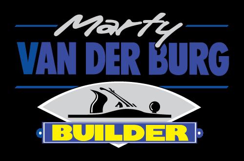 Marty van der Burg Builders